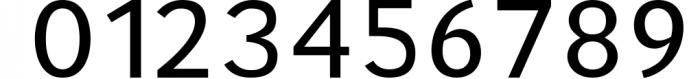 Dolgan Typeface Font OTHER CHARS