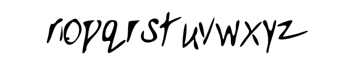 Do_It_Now Font LOWERCASE