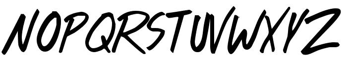 DobiType Font UPPERCASE