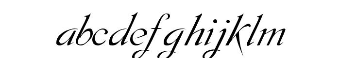 Dobkin Plain Font LOWERCASE