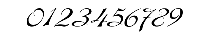 Dobkin Wd Plain Font OTHER CHARS
