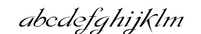 Dobkin Wd Plain Font LOWERCASE