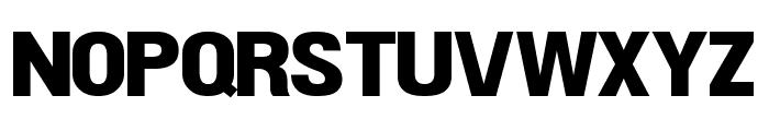 Doboto Black Font UPPERCASE
