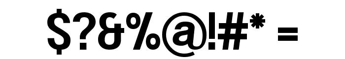 Doboto Bold Font OTHER CHARS