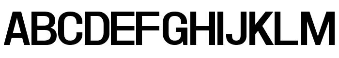 Doboto Bold Font UPPERCASE
