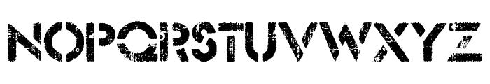 Dock 51 Font LOWERCASE