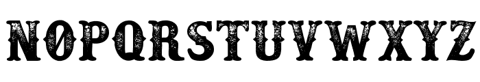 Docktrin Font LOWERCASE