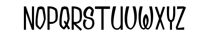 Doctor Cosmicucumber Font UPPERCASE