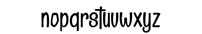 Doctor Cosmicucumber Font LOWERCASE