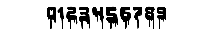 Doctor Satan Font OTHER CHARS