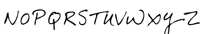 Doctor Font UPPERCASE