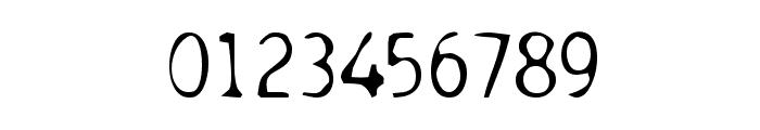 Dodgenburn Font OTHER CHARS