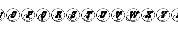 DodgesCaps Font UPPERCASE