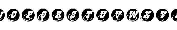DodgesCaps Font LOWERCASE