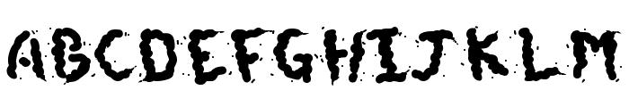 Doggie Doodie Font LOWERCASE