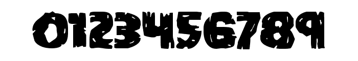 Dokter Monstro Expanded Font OTHER CHARS