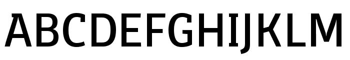 Domotika Trial Regular Font UPPERCASE