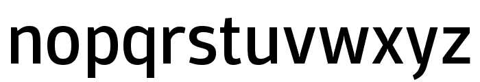 Domotika Trial Regular Font LOWERCASE