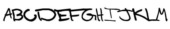 Donald Font UPPERCASE