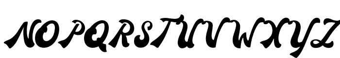 DonatelloRegular Font UPPERCASE