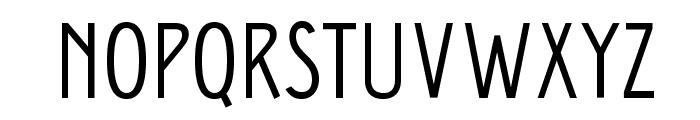 Donau Uppercase Neue Font UPPERCASE