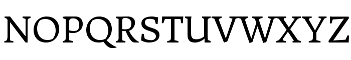 DonegalOne-Regular Font UPPERCASE