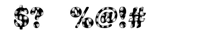 Donner'sGems Font OTHER CHARS