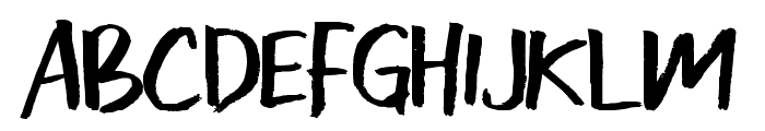 Donnis Font LOWERCASE