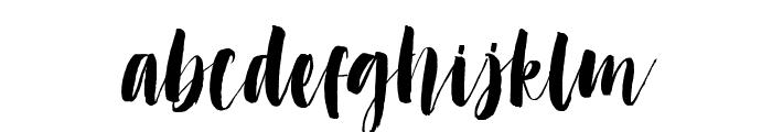 Dont Click Me DEMO Regular Font LOWERCASE