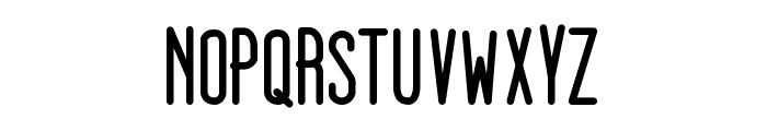Dooodleista Bold Font UPPERCASE