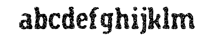 Dope Crisis Font LOWERCASE