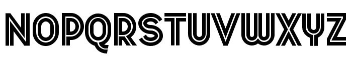 Dopest by MARSNEV light Font UPPERCASE
