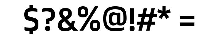 DoppioOne-Regular Font OTHER CHARS