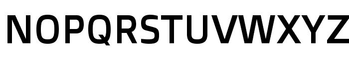 DoppioOne-Regular Font UPPERCASE