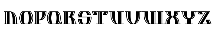 Dos Equis NF Font UPPERCASE
