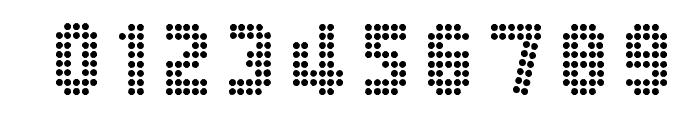 Dot Spot Font OTHER CHARS