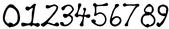 Dot2Dot Font OTHER CHARS