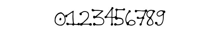 DotLine Font OTHER CHARS