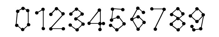 Dotnation Font OTHER CHARS