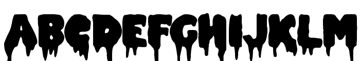 Double Feature Font LOWERCASE