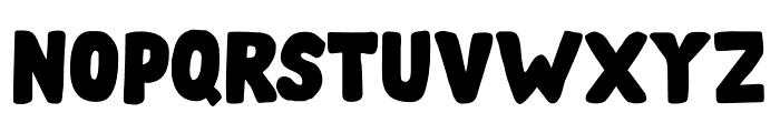 Doubledecker DEMO Regular Font UPPERCASE