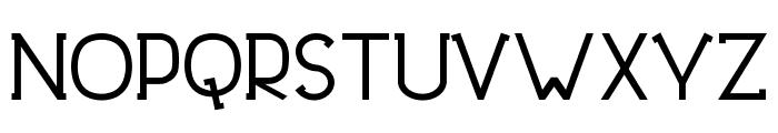 DowntownElegance-Bold Font UPPERCASE