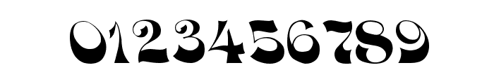 Downwind Regular Font OTHER CHARS