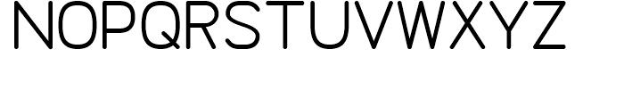 Doctarine Bold Font UPPERCASE