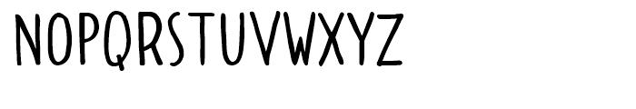 Dolce Caffe Regular Font UPPERCASE