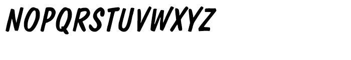 Dom Diagonal Regular Font UPPERCASE