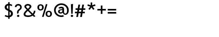 Domestos Sans Normal Font OTHER CHARS