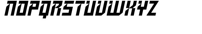 Dominion Italic Font UPPERCASE