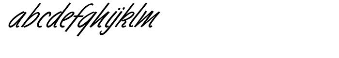 Dominique Medium Font LOWERCASE