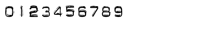 Domino Font OTHER CHARS